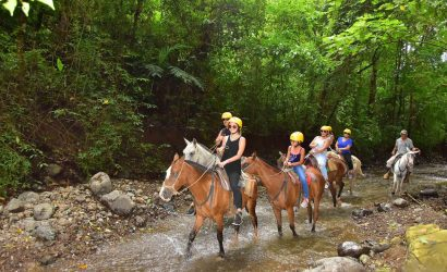 HORSEBACK RIDING + WATERFALLS + 2 HRS DOUBLE ATV COMBO - THE PREMIER