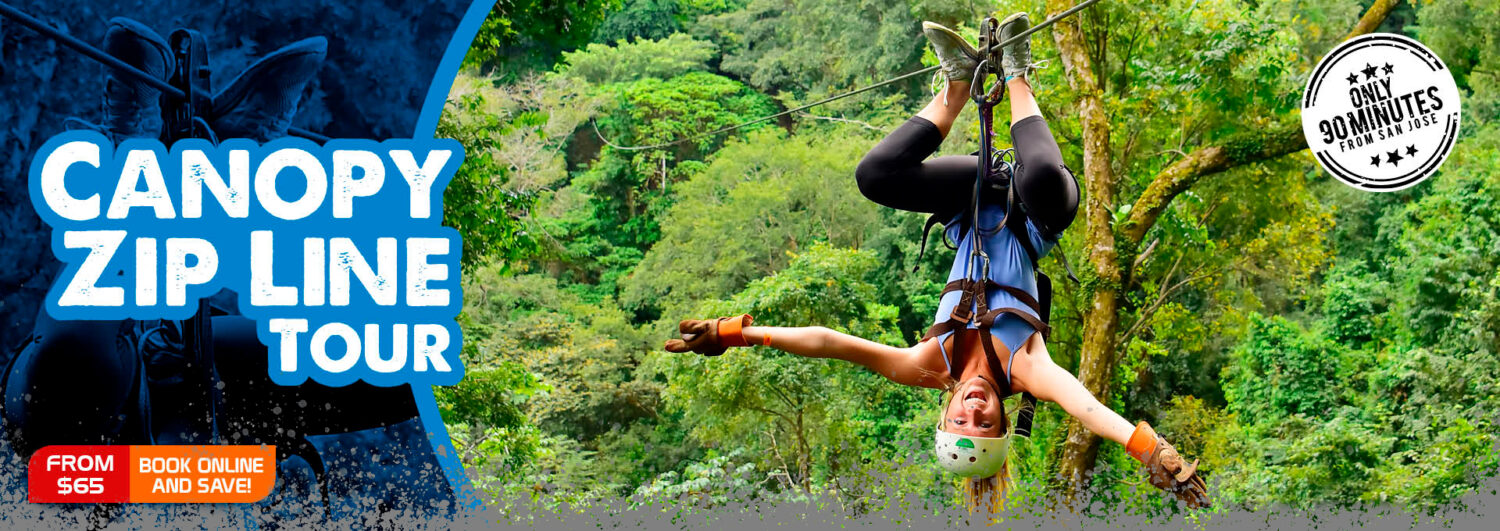 THE PREMIER ADVENTURE PARK OF THE CENTRAL PACIFIC OF COSTA RICA