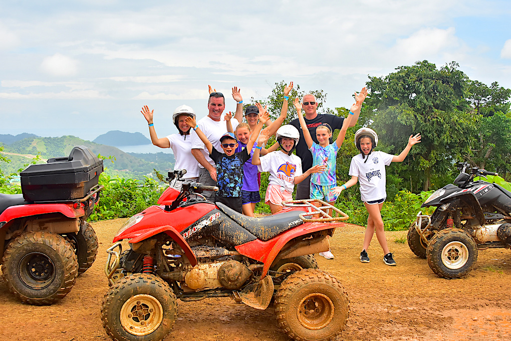 PRIVATE SAN JOSE TO MANUEL ANTONIO ADVENTURE CONNECTION